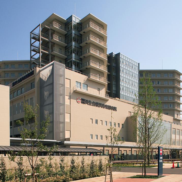 写真:恩賜財団済生会横浜市東部病院
