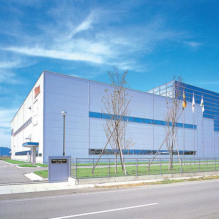 写真:スタンレー電気(株)山形工場