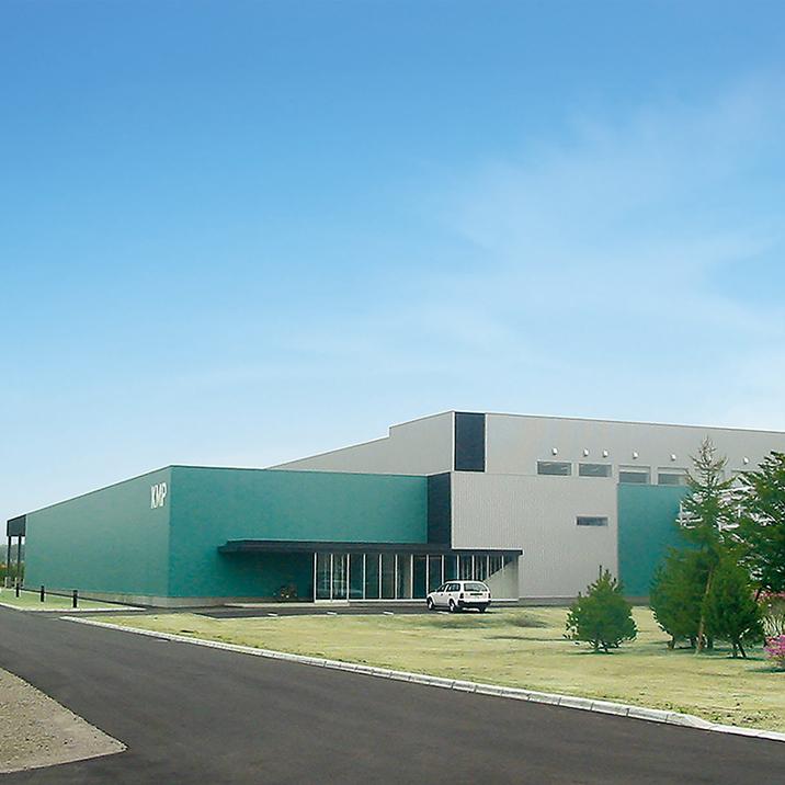 写真:(株)大塚製薬工場釧路工場