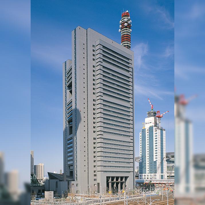 写真:さいたま新都心合同庁舎1号館