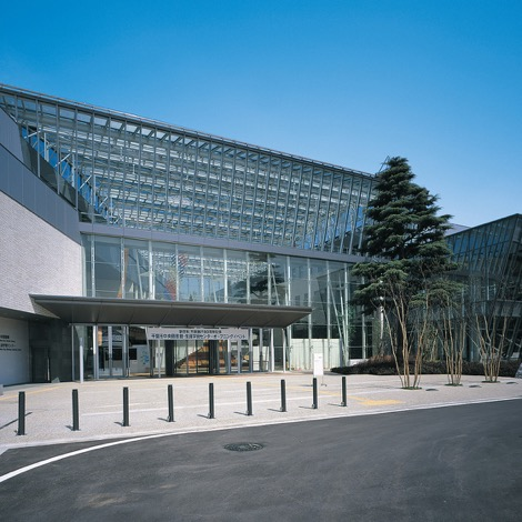 写真:千葉市中央図書館・生涯学習センター