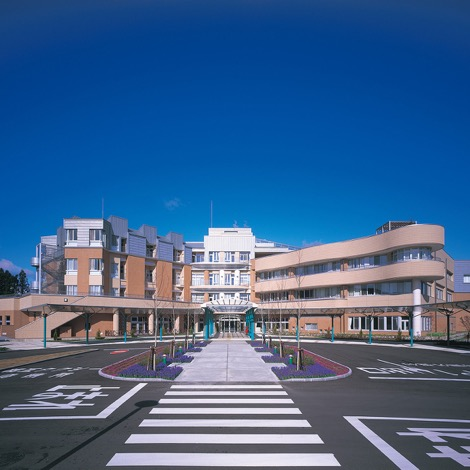 写真:宮城県立こども病院