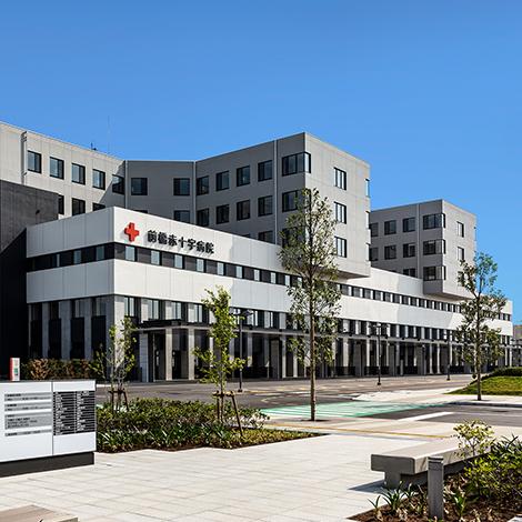 写真:前橋赤十字病院