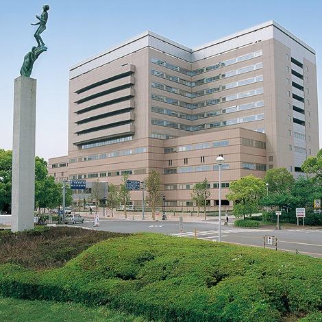 写真:九州大学病院