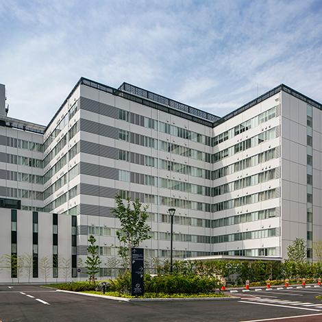 写真:藤田医科大学病院B棟