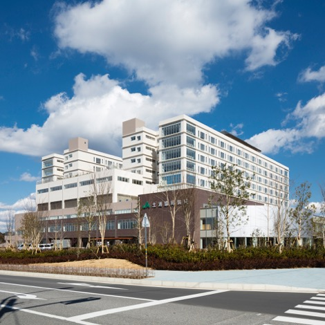 写真:茨城県厚生連土浦協同病院