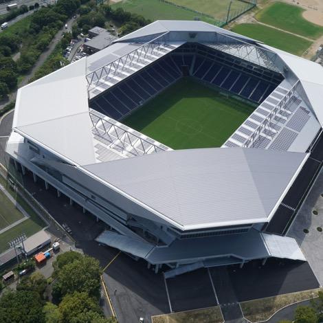 写真:Panasonic Stadium Suita<br>(パナソニック スタジアム 吹田)