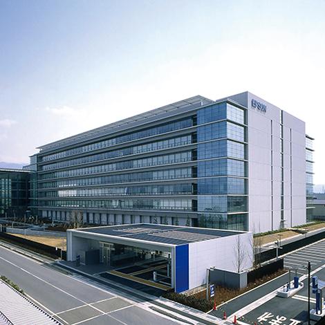 写真:セイコーエプソン(株)<br>イノベーションセンター